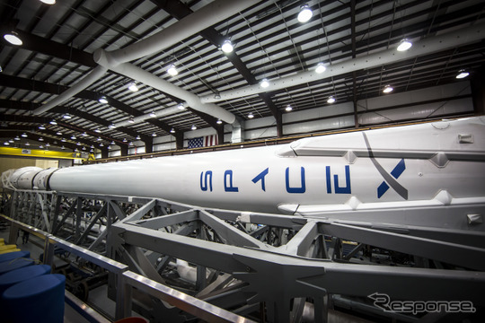 Credit:SPACE X