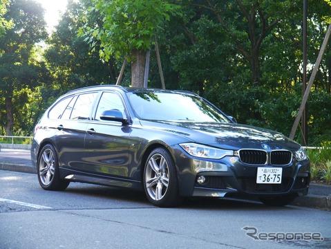 BMW bmw 3シリーズツーリングディーゼル : response.jp