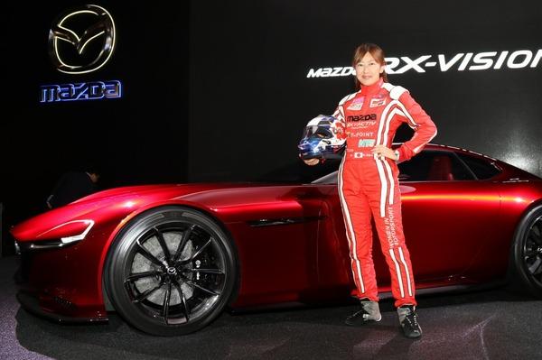 画像: 井原慶子、2年ぶりにレース復帰…セブリング12時間耐久に参戦 | レスポンス