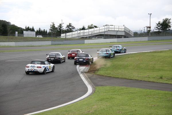画像: マツダはナンバー付き競技を大事にしたい…Be a driver. Experience at FUJI SPEEDWAY | レスポンス(Response.jp)