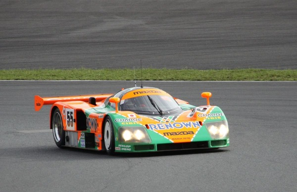 画像: ミスター ル・マン「晴れたので787B、全開で走ります」…Be a driver. Experience at FUJI SPEEDWAY | レスポンス(Response.jp)