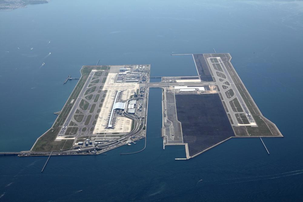 成田国際空港、航空機発着回数が...