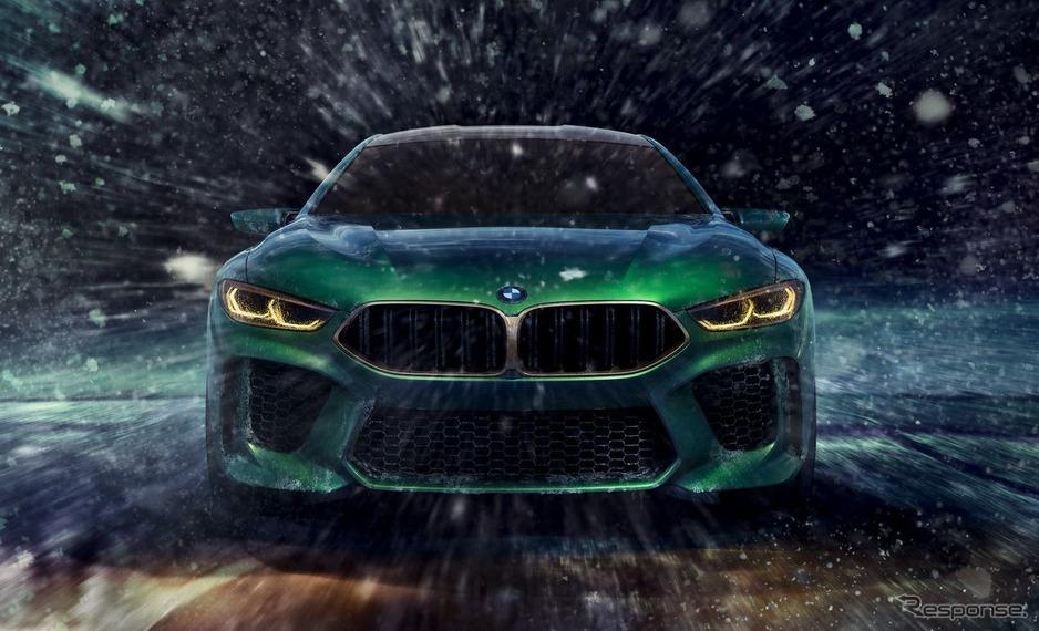 【画像あり】BMW 8シリーズ 新型に4ドア「グランクーペ」 6月デビューが決定!!