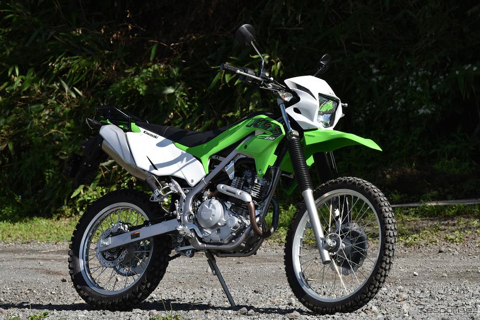 川崎 KLX 230
