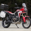 CRF1000L Africa Twinオプション装着車。