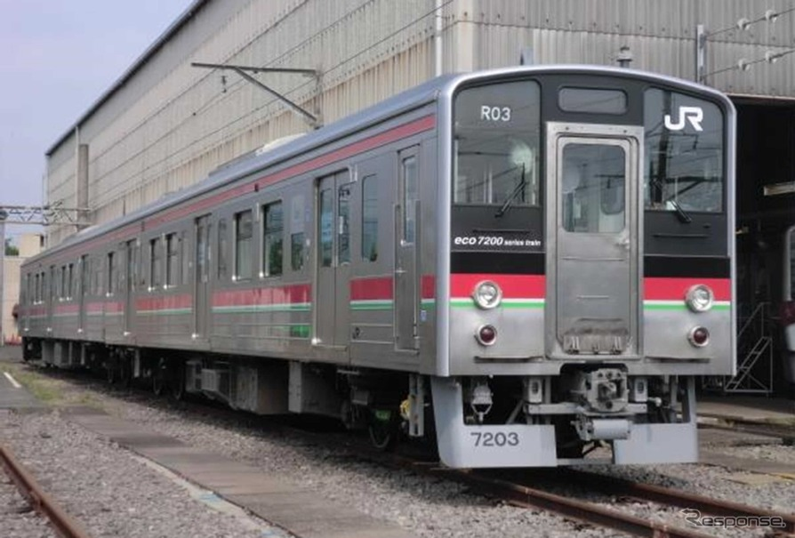 JR四国、旧国鉄121系電車をリニ...