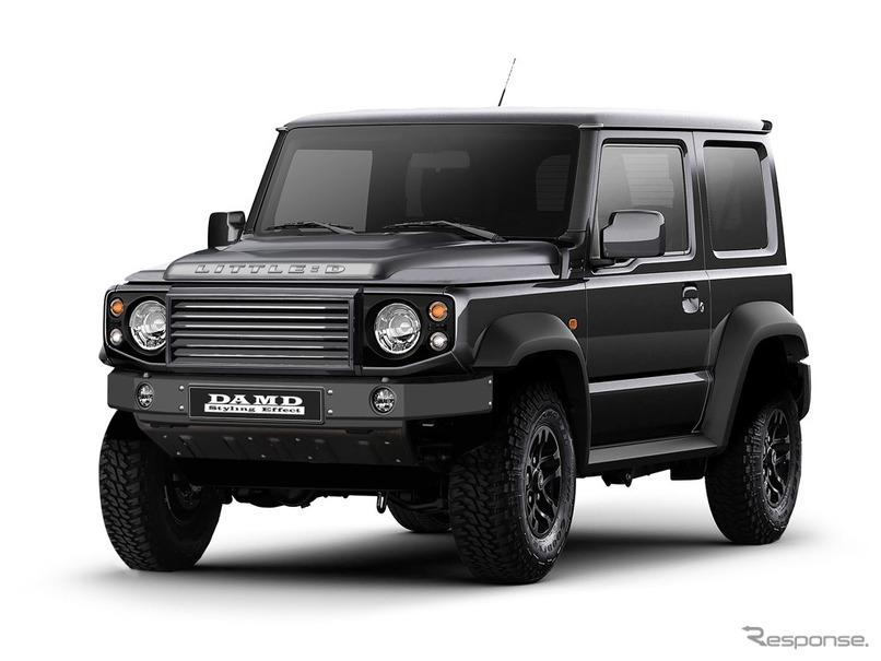 ジムニー 新型 黒