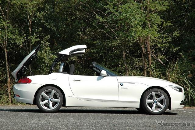 BMW・Z4の画像 p1_7