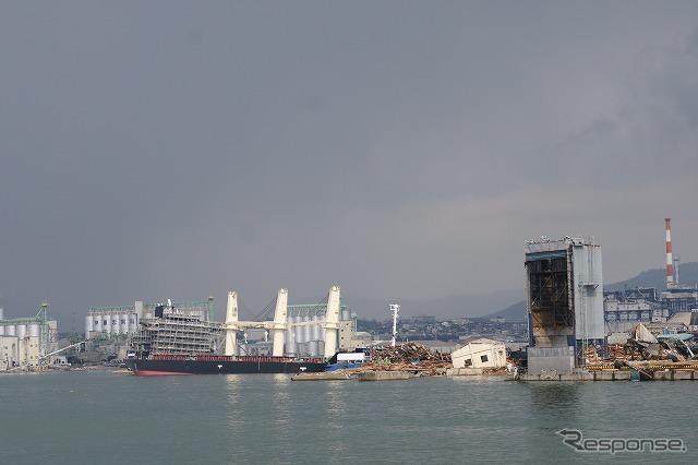 東日本大震災 津波に立ち向かった離島航路  ISHIDA Shinichi 東日本大震災 津波に