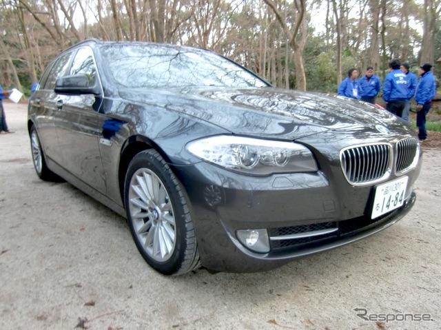 BMW・5シリーズの画像 p1_29