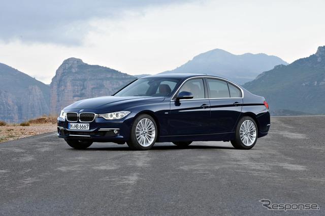 新型BMW3シリーズ(ラグジュアリーライン) 新型BMW3シリーズ(ラグジュアリーライン) 前の