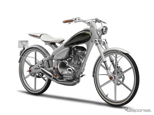 yamaha チャリバイク