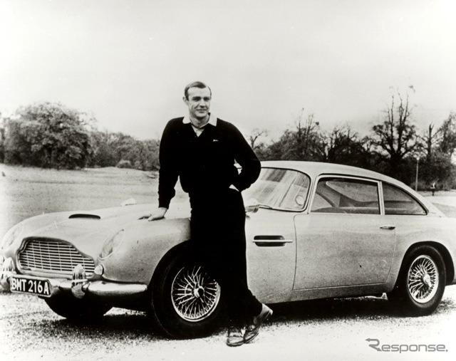 映画007最新作『スカイフォール』…最も有名なボンドカーを起用