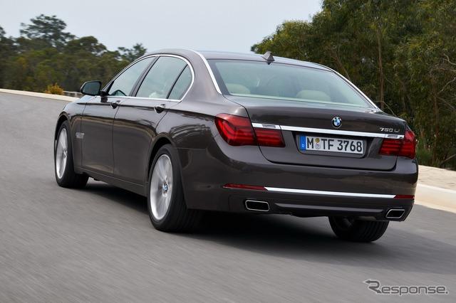 BMW・7シリーズの画像 p1_9