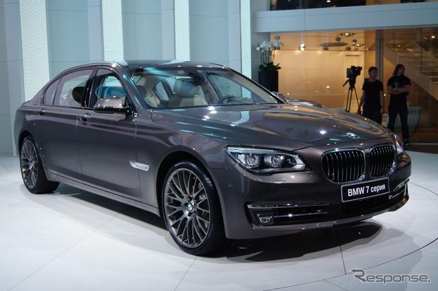 BMW・7シリーズの画像 p1_4