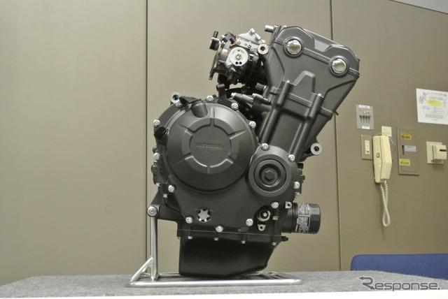 ホンダ、直列2気筒400ccバイクを今夏発売へ…国内での使い勝手を重視