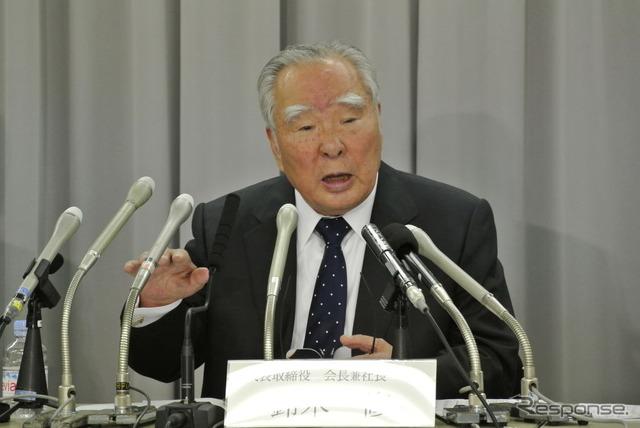スズキ・鈴木修会長「軽自動車税をなくし普通車並に課税しても、アメリカ車は日本では売れないだろう」