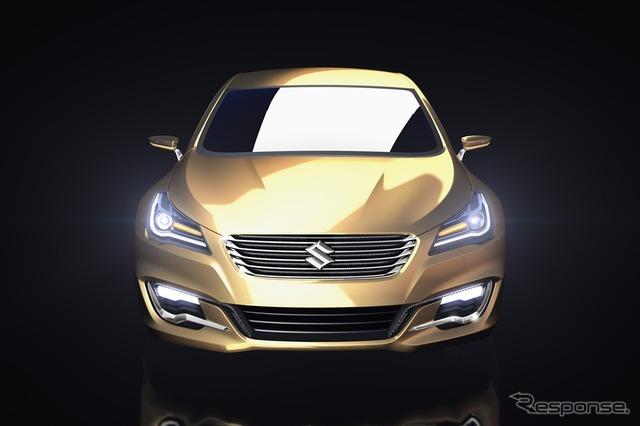 スズキの超不人気セダン 「キザシ」 覆面パトカーとして大量導入される