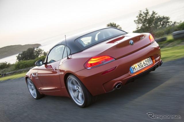 BMW・Z4の画像 p1_12