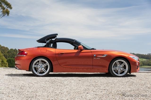BMW・Z4の画像 p1_9