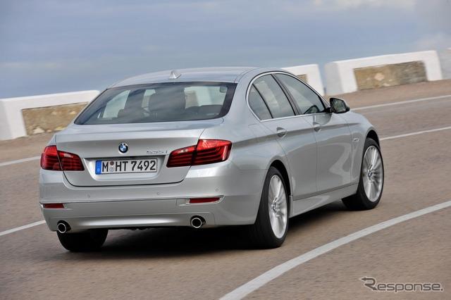 BMW・5シリーズの画像 p1_23