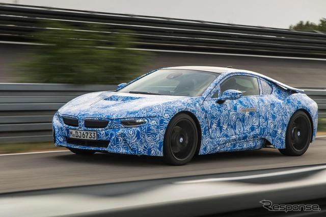BMW・i8の画像 p1_6