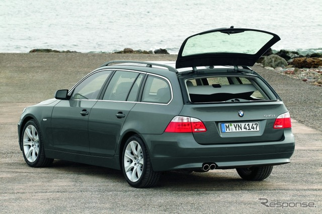 BMW・5シリーズの画像 p1_19
