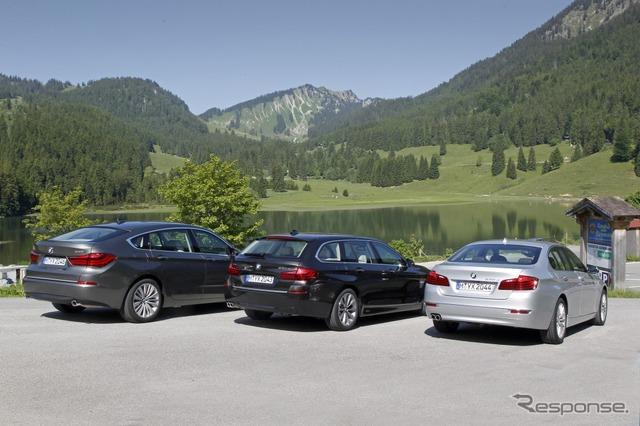 BMW・5シリーズの画像 p1_15
