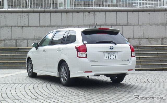 トヨタ・カローラの画像 p1_13