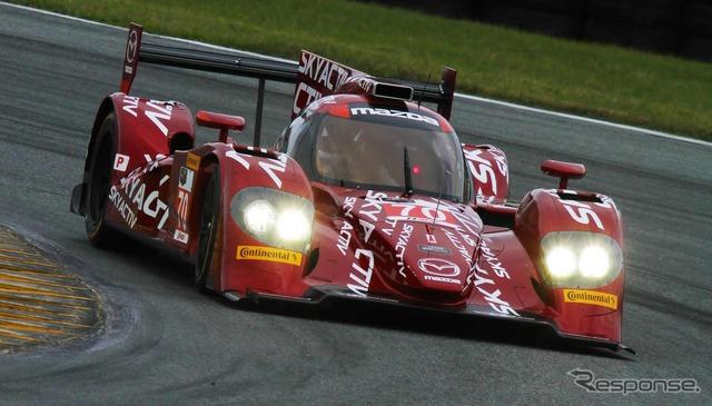 マツダのSKYACTIV-Dを積む「チュードル・ユナイテッド・スポーツカー選手権」用レーシングカー