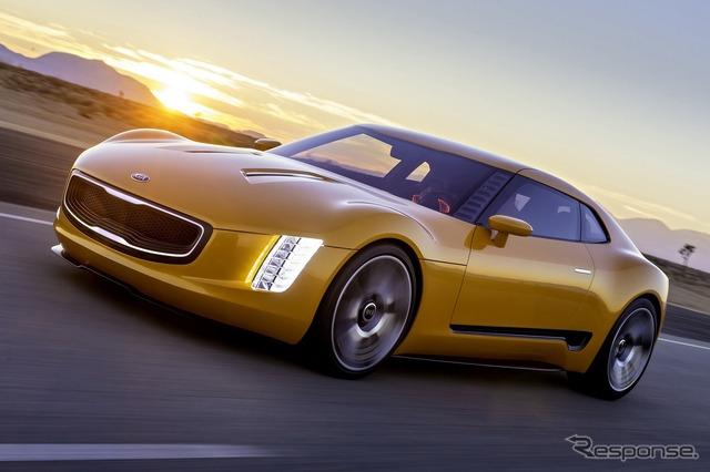 韓国KIAが86、ロードスター対抗のスポーツカー開発 これはダサいwwwww内装すらダサいwww