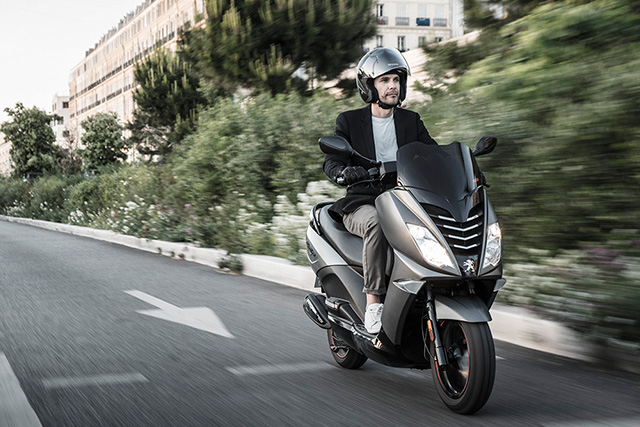 PEUGEOT SCOOTERS Citystar
