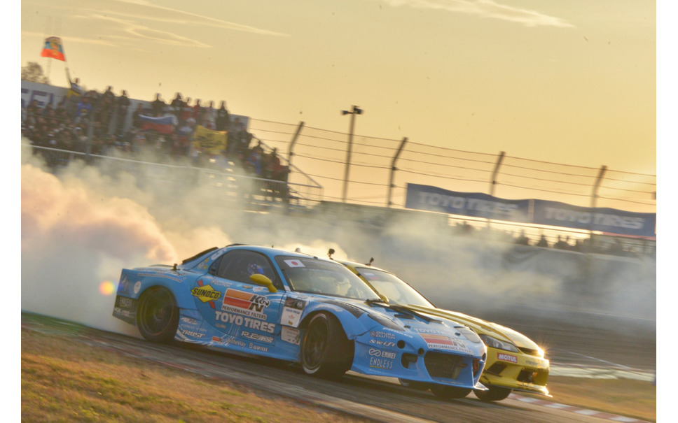 FIA Intercontinental Drifting Cup 2019 Tsukuba Drift