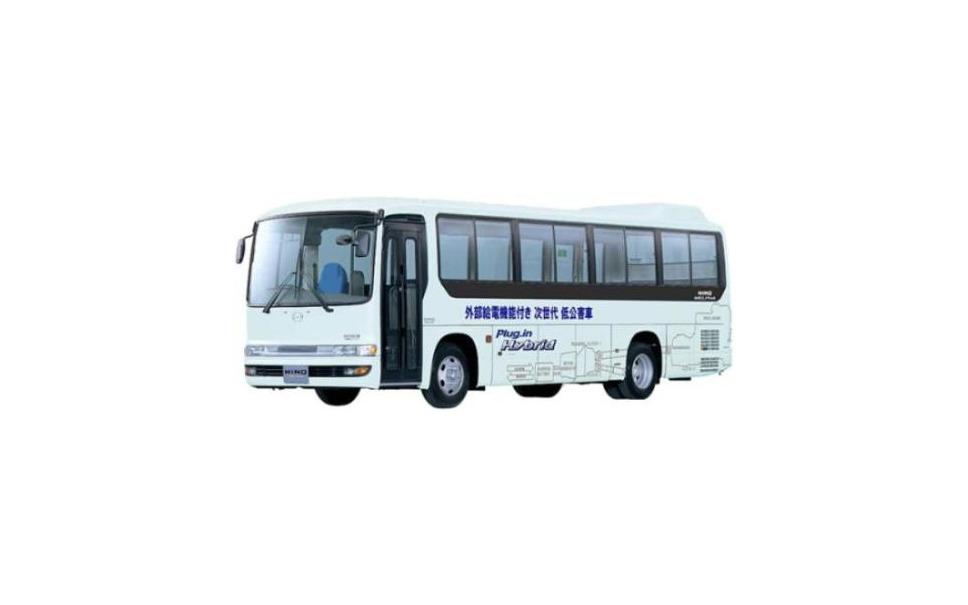 東京モーターショ13】日野、小型EVコミュニティバスなどを出展 2枚目の ...