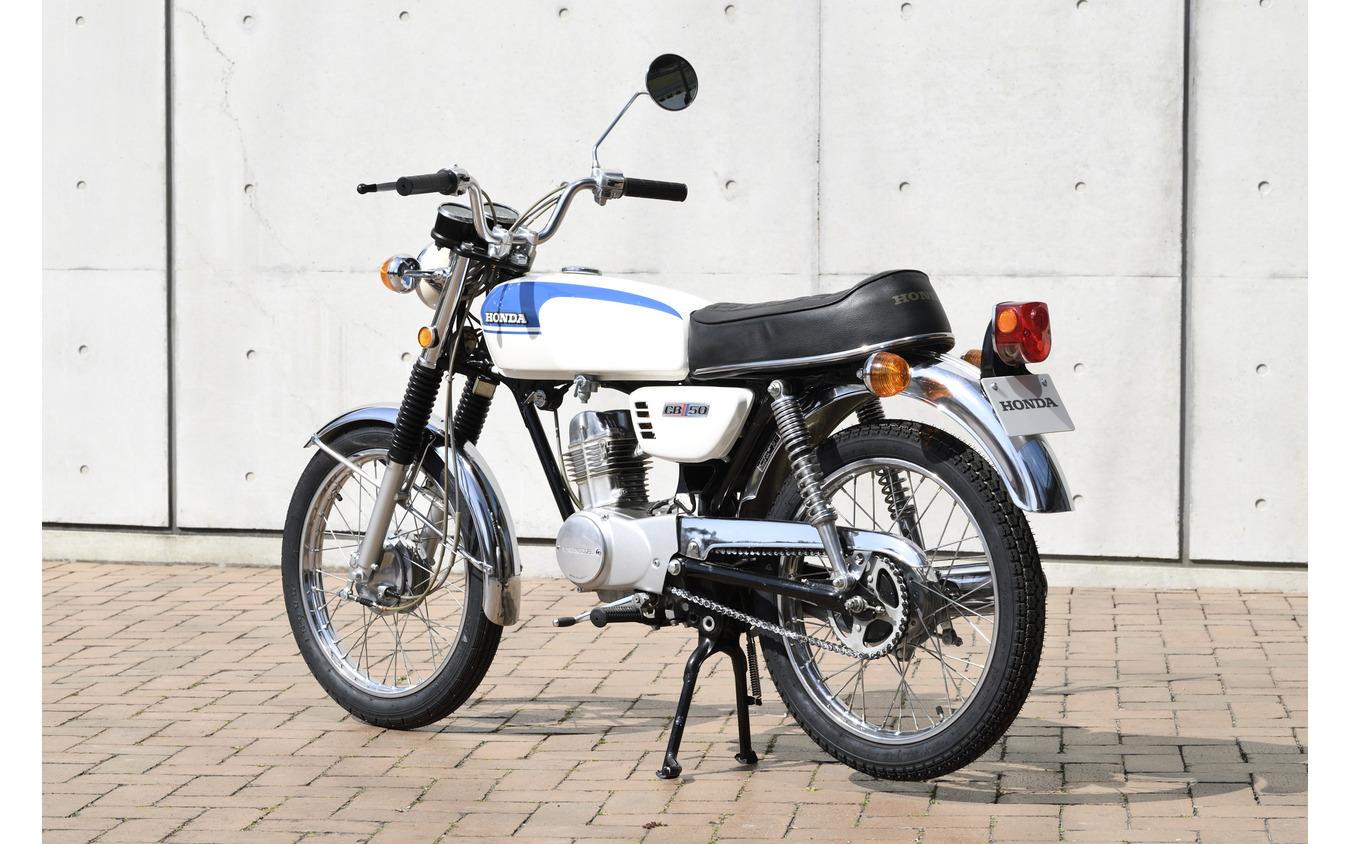 ホンダ ベンリイCB50
