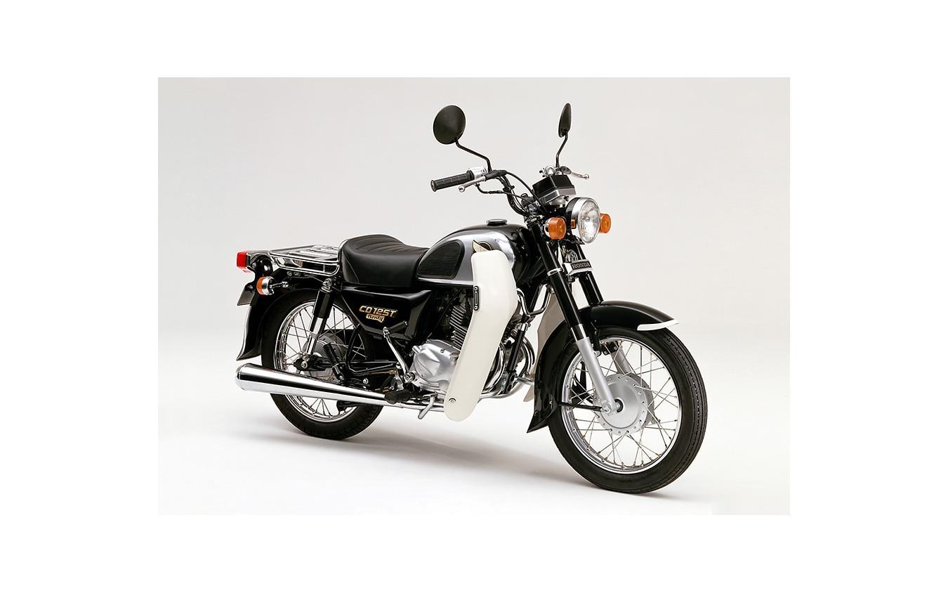 ホンダ・ベンリイCD125T(1984年)