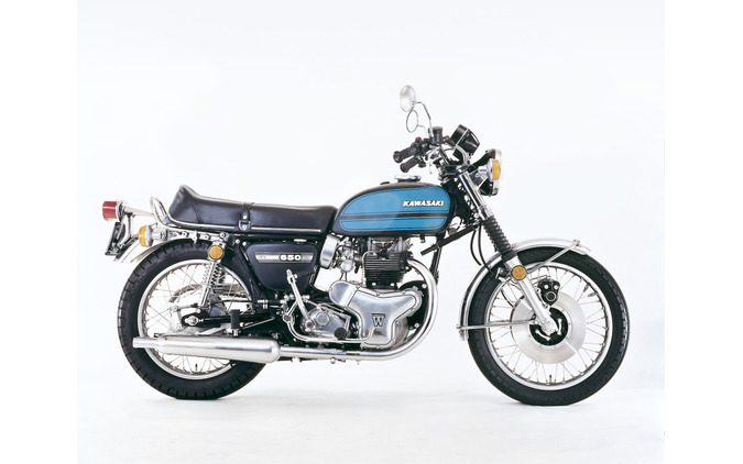 650RS(W3)/1973年