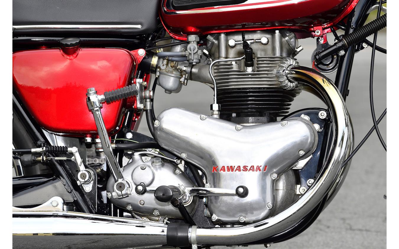 カワサキW1(1966年)