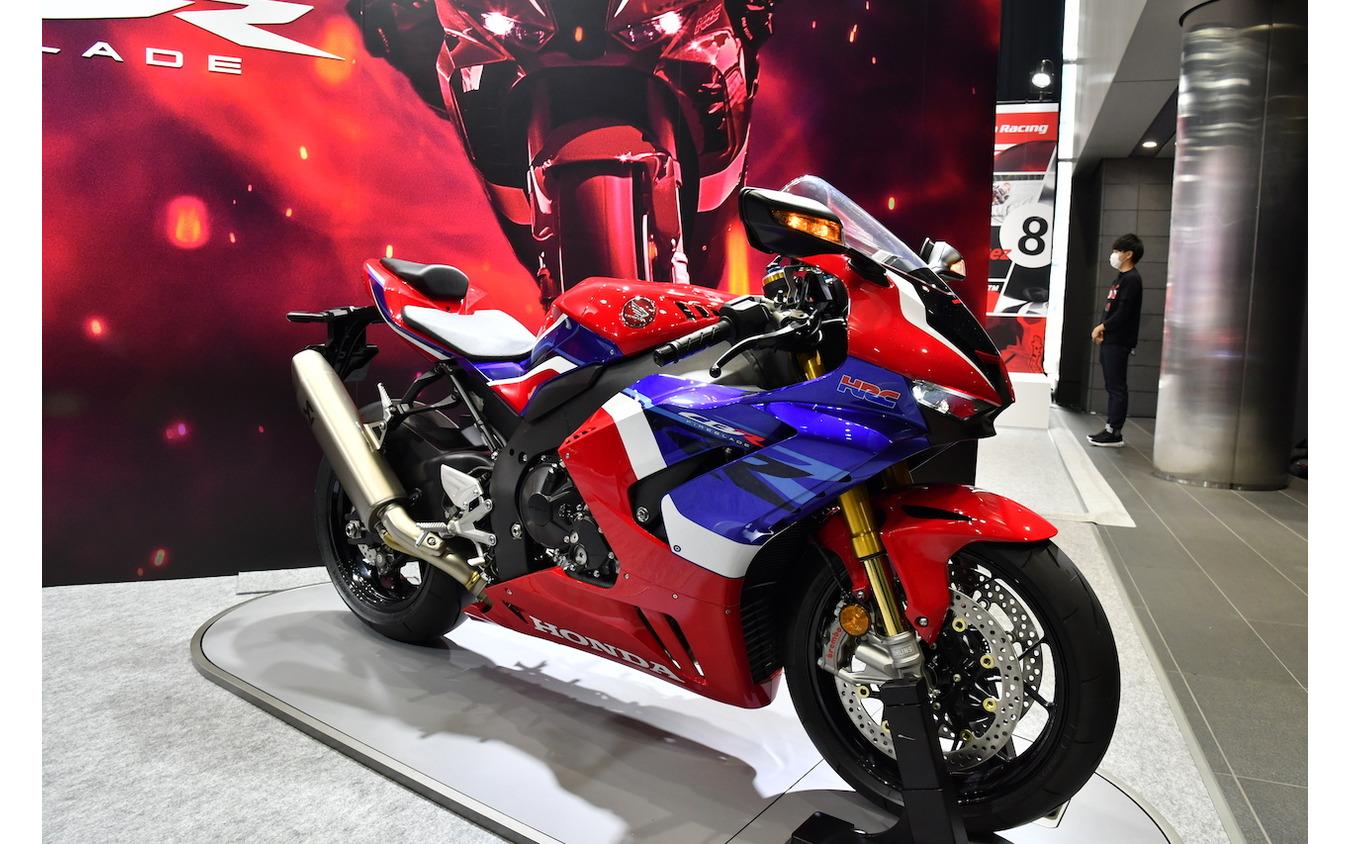 Honda バーチャルモーターサイクルショー