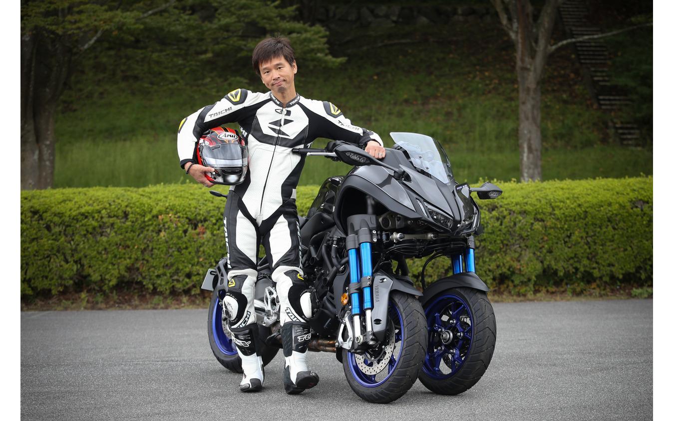ヤマハ ナイケン(NIKEN)と青木タカオ氏