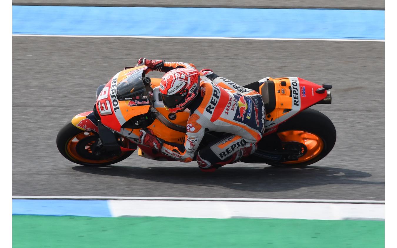 MotoGP(チャーン・インターナショナルサーキット)