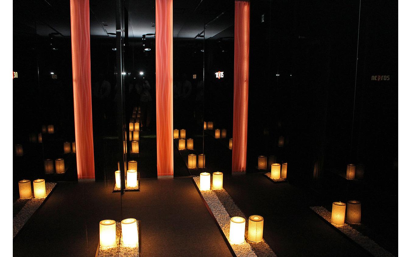まさに京都、不思議空間を演出するネプロスミュージアム