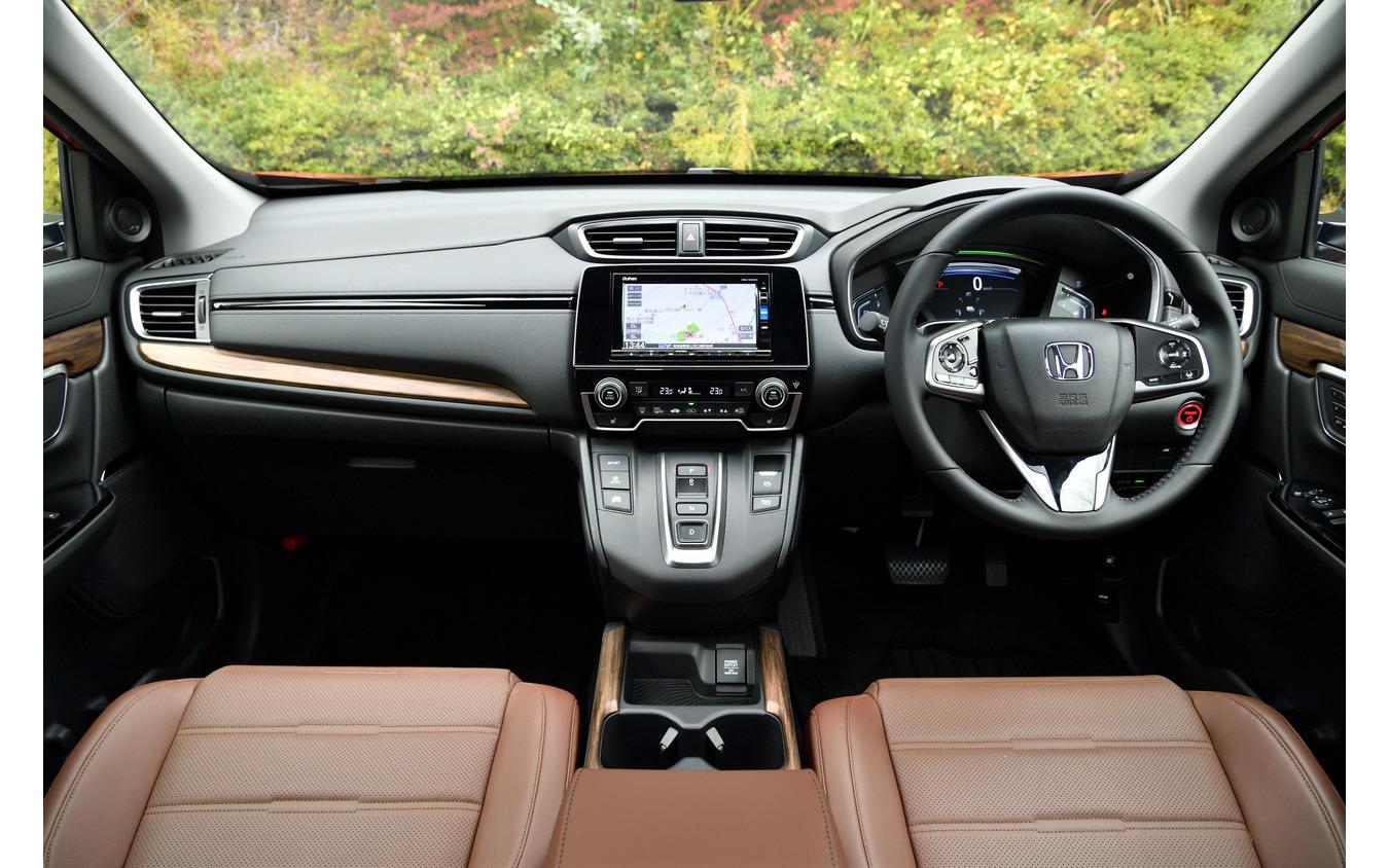ホンダ CR-V 新型