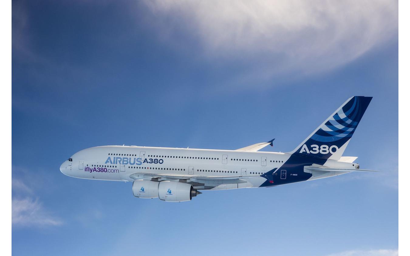 超大型機A380 (c) Airbus