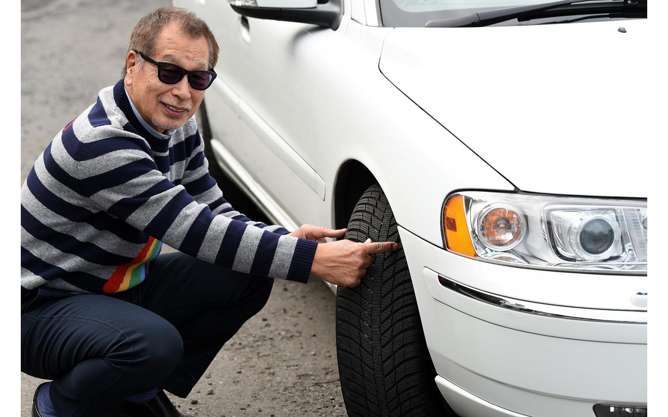 【ネクセンタイヤ Nブルー 4シーズン】オールシーズンタイヤを試す…こもだきよし
