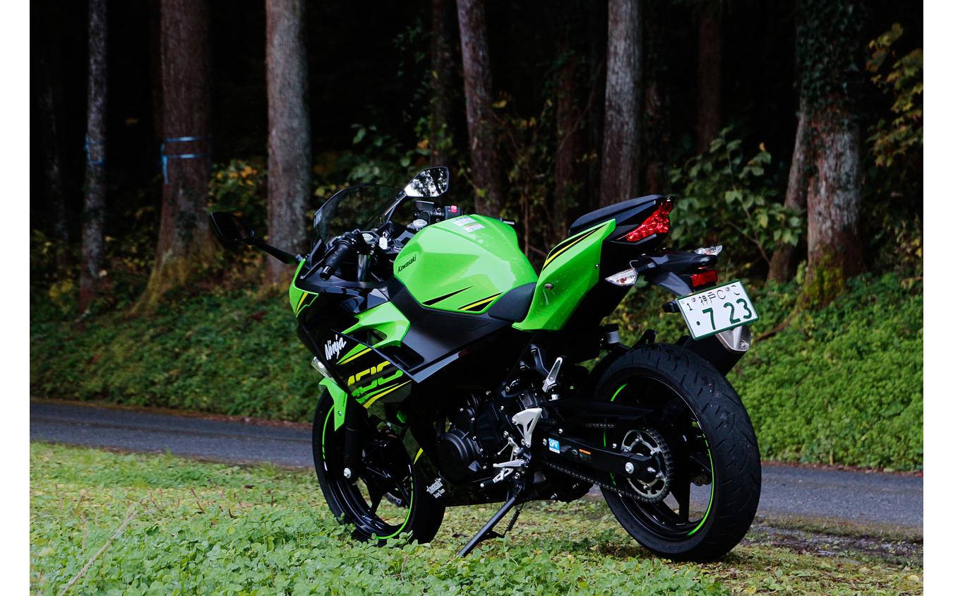 カワサキ Ninja400