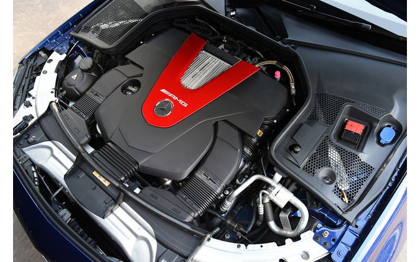 メルセデスベンツ Cクラス 新型(AMG C43)