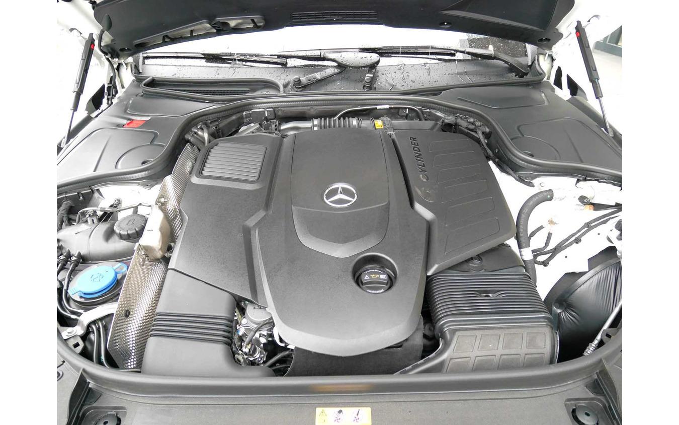 メルセデスベンツ S400d