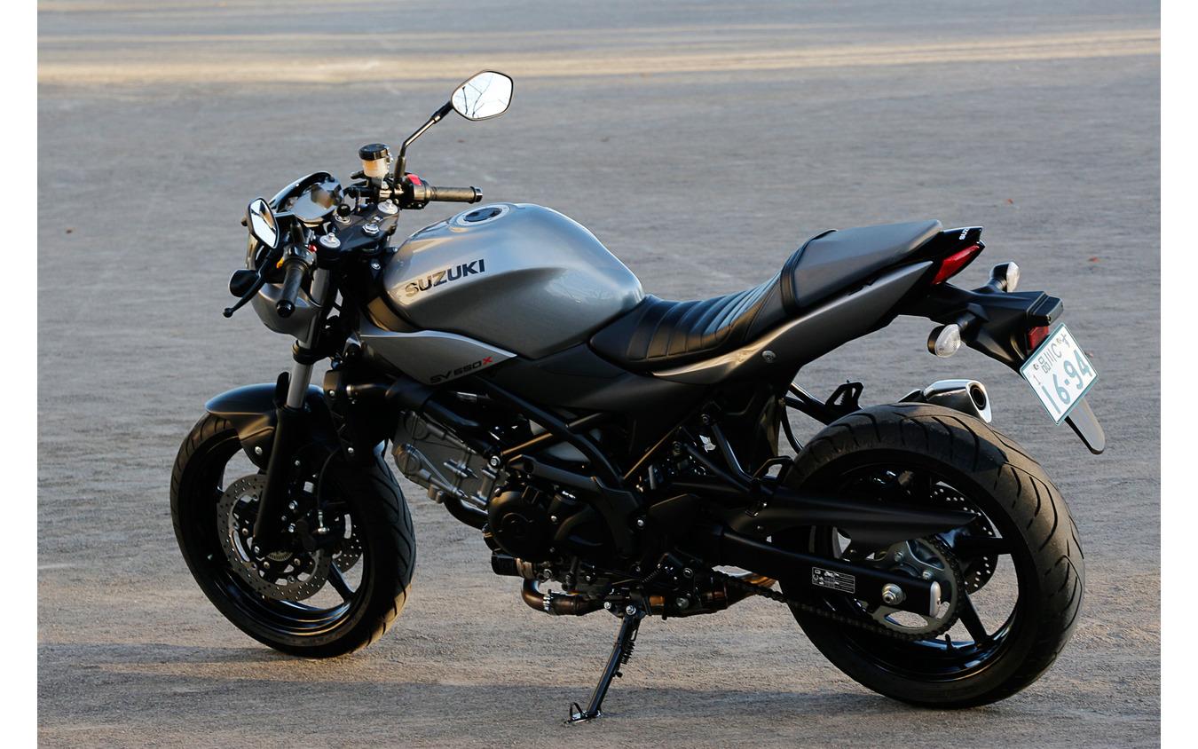 スズキ SV650X ABS