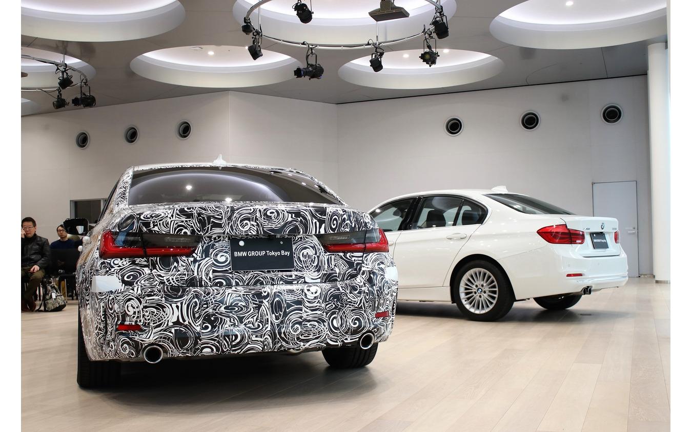 BMW 3シリーズ(偽装)